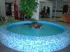 фонтан, подаренный